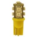 LED 24V 9-SMD Pilot T10 W5W Wit