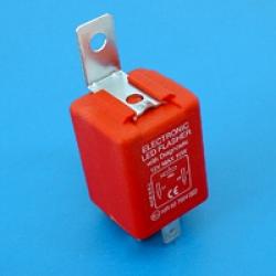 Ledlamp flitsmodule